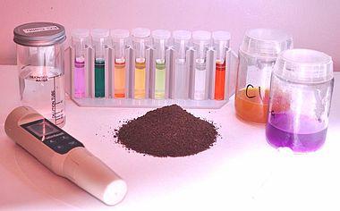 Soil & Water Tests - AgEtal